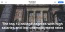 高收入低失業率的主修
